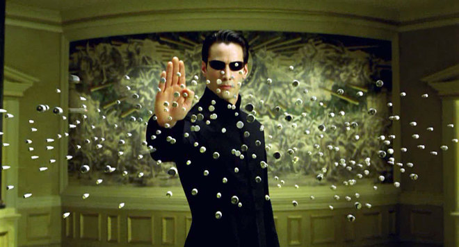 the matrix is becoming a reality essay