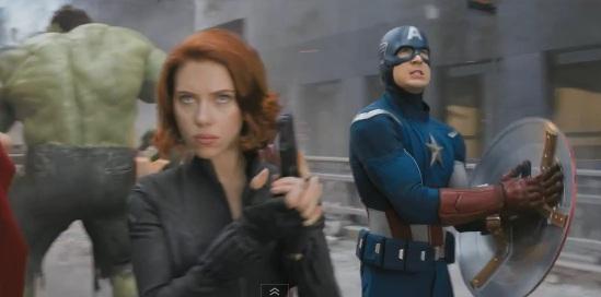 "Drugi zwiastun ""The Avengers"" (napisy PL)"