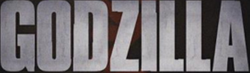 Zaskakujący plakat Godzilli