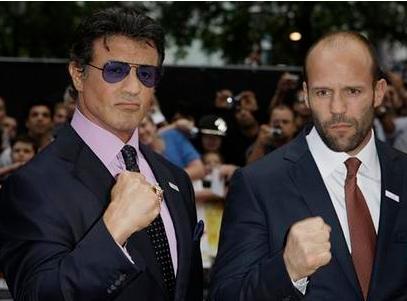 "Franco i Statham w ""Homefront"" Stallone'a"