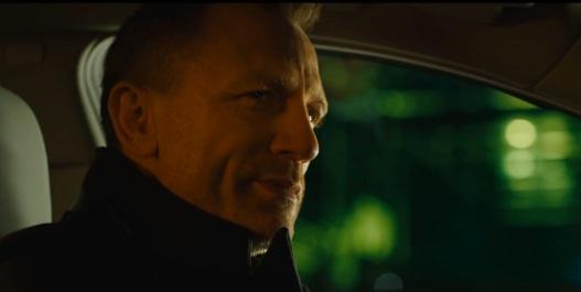 Kinowy zwiastun nowego Bonda