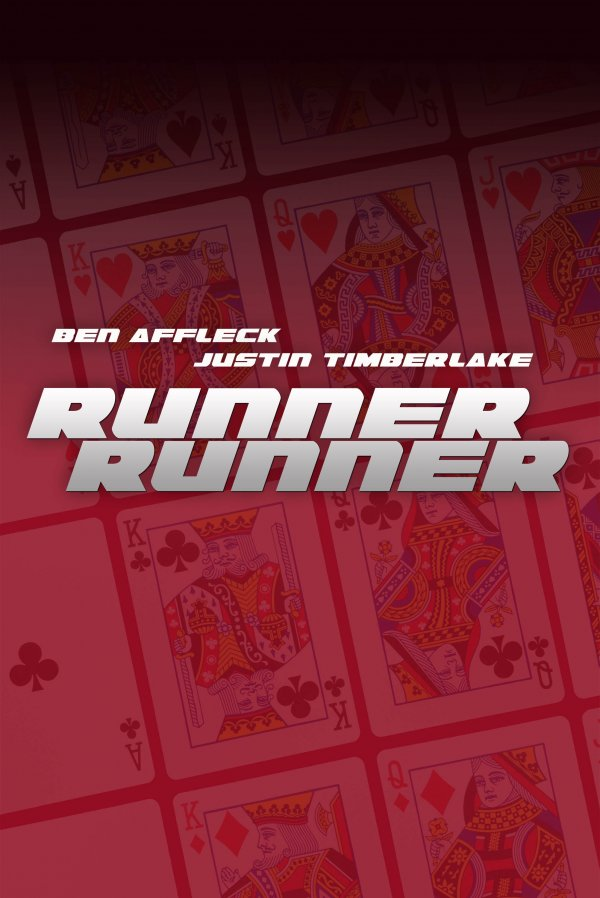 "Pierwszy plakat ""Runner Runner"""
