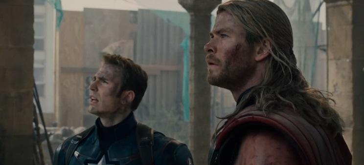 """Pełny akcji zwiastun filmu """"Avengers: Czas Ultrona"""""""
