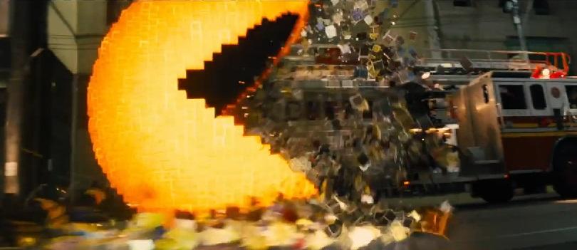 """Pierwszy zwiastun filmu """"Pixels"""""""