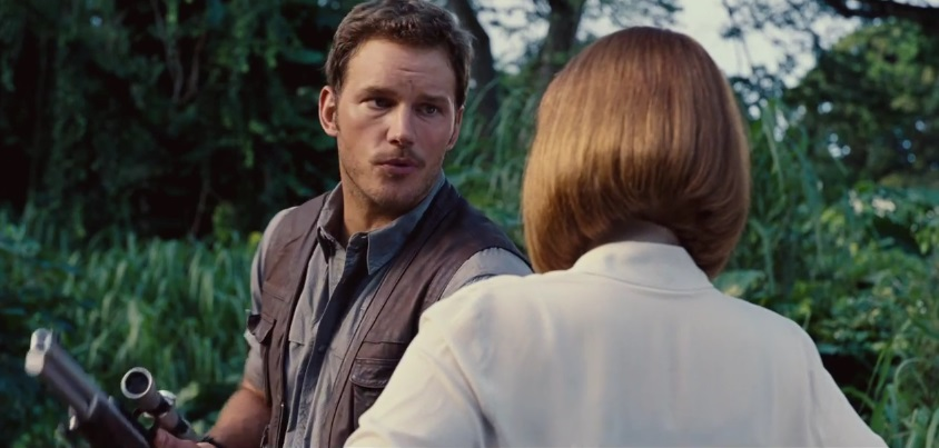 "Nowe spoty ""Jurassic World"""