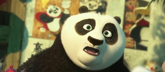"Zwiastun ""Kung Fu Pandy 3""!"