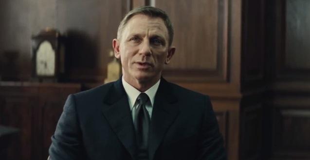 Całkiem nowy zwiastun Bonda!