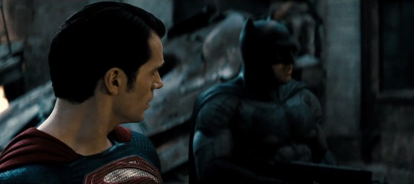 Batman v Superman - drugi zwiastun