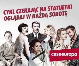 Cykl specjalny Czekając na Statuetki w lutym na CBS Europa