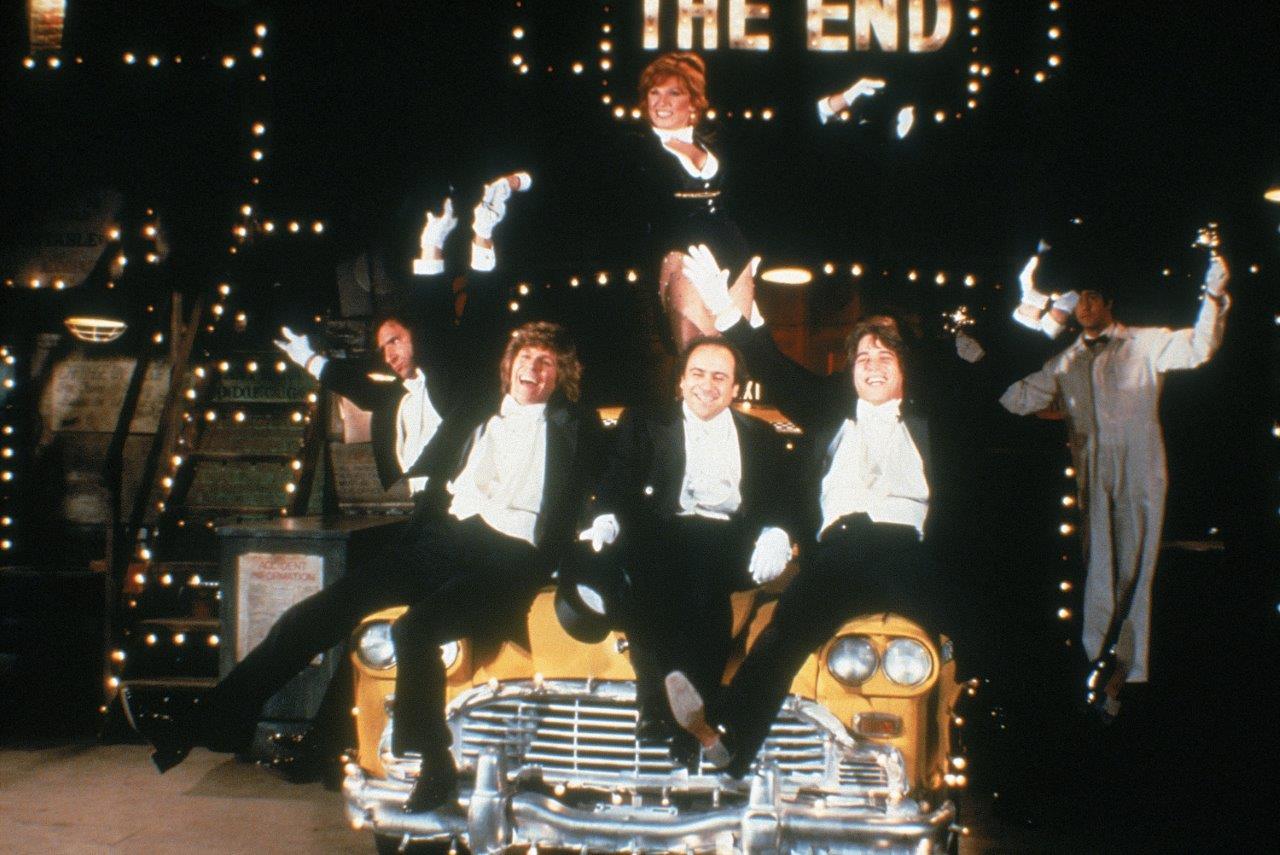 """Danny DeVito w serialu """"Taxi"""" już w lutym na CBS Action!"""