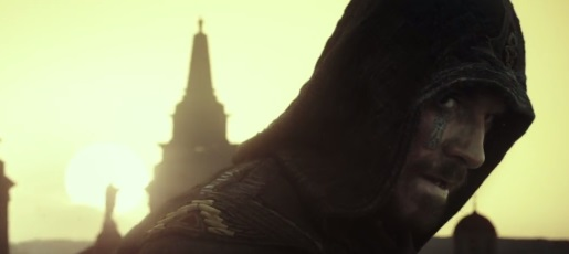 "Zwiastun i plakat filmu ""Assassin's Creed"""