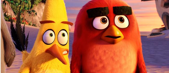 """Powstanie kontynuacja filmu o """"Angry Birds"""""""