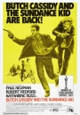 Butch Cassidy i Sundance Kid - plakat