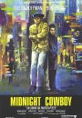 Nocny kowboj - plakat