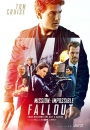 Mission: Impossible - Fallout - plakat
