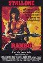 Rambo II - plakat