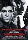 Zabójcza broń - plakat