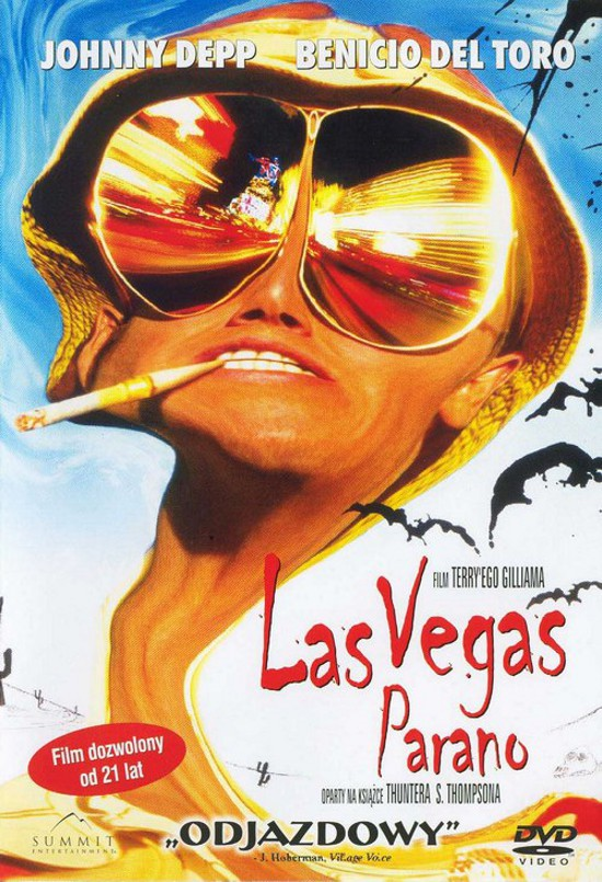 las vegas parano 1998 film fear and loathing in las vegas. Black Bedroom Furniture Sets. Home Design Ideas