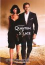 007 Quantum of Solace - plakat