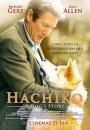 Mój przyjaciel Hachiko - plakat