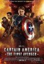 Captain America: pierwsze starcie - plakat
