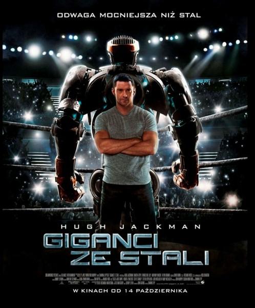 Giganci ze stali / Real Steel (2011)