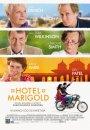 Hotel Marigold - plakat