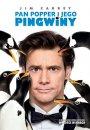 Pan Popper i jego pingwiny - plakat