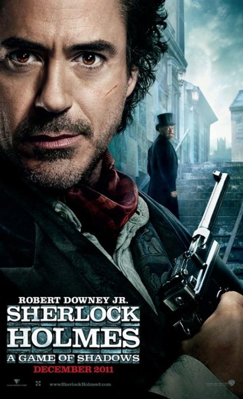 Sherlock Holmes: Gra cieni / Sherlock Holmes: A Game of Shadows (2011) BRRip.XviD-BiDA / LEKTOR PL