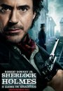 Sherlock Holmes: Gra Cieni - plakat