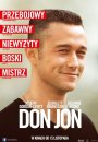 Don Jon - plakat