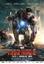 Iron Man 3 - plakat