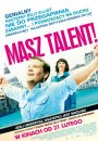 Masz talent - plakat