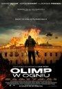 Olimp w ogniu - plakat