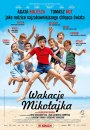 Wakacje Mikołajka - plakat