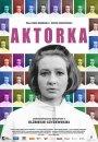 Aktorka - plakat