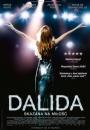 Dalida. Skazana na miłość - plakat