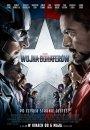 Kapitan Ameryka: Wojna bohaterów - plakat