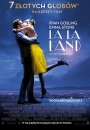 La La Land - plakat