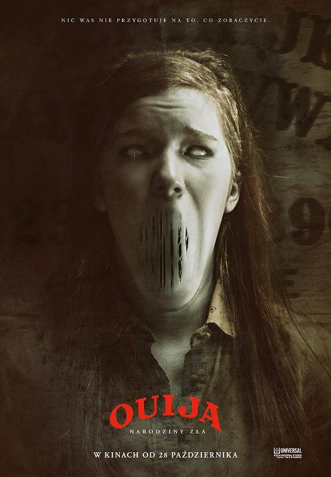 Ouija Narodziny Zła