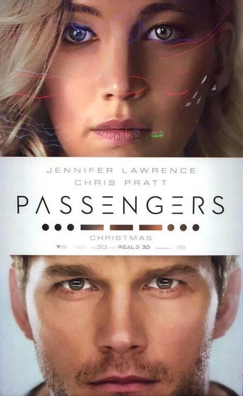 Pasażerowie - Passengers *2016* [1080p] [BluRay] [Lektor PL] (ONLINE)