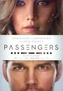 Pasażerowie - plakat