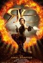 Resident Evil: ostatni rozdział - plakat