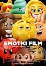 Emotki. Film - plakat