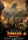 Jumanji: Przygoda w dzungli - plakat