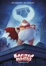 Kapitan Majtas: Pierwszy wielki film - plakat