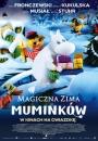 Magiczna zima Muminków - plakat