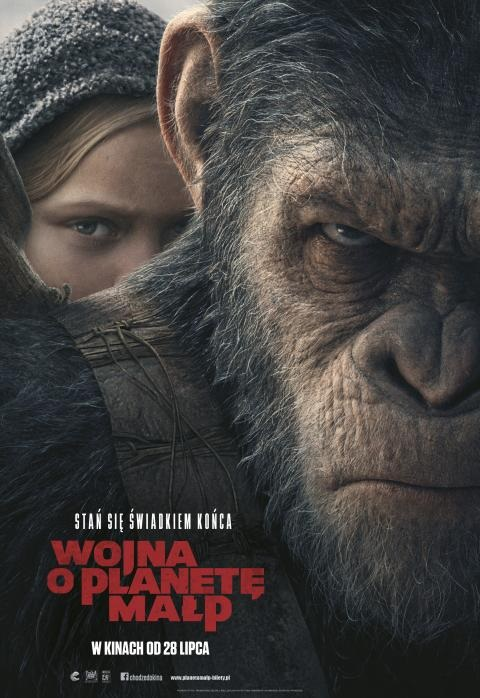Wojna o planetę małp / War for the Planet of the Apes (2017) [1080p] [BluRay] [Lektor PL] (ONLINE)