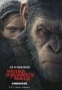 Wojna o planetę małp - plakat