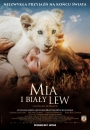 Mia i biały lew - plakat